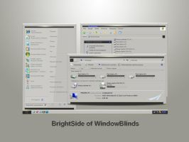 BrightSide of WindowBlinds by weirdoo