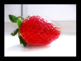 Strawberry by Dominicca