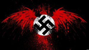Eagle of National Socialist by someone1fy