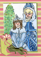 APH: Merry Christmas by arafel