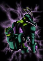 The Predacon That I've Become by drago-flame