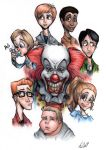 Stephen King's It by BrendanCorris