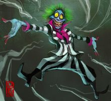 Beetlejuice by Darkdux