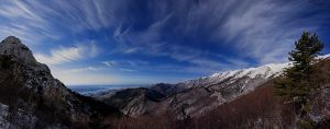 Panorama from balcony by OkkO22