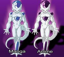 Frieza one two by RuokDbz98