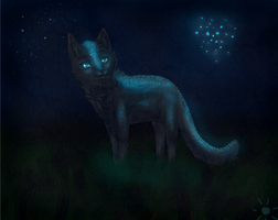 Firefly. by Kavihe-Chan