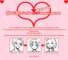 meme comic con UsUkFr - english by TimelessHeaven