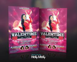 Valentine Love Party Night by imagingdc