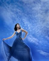 here it comes the blue by rizal-afif