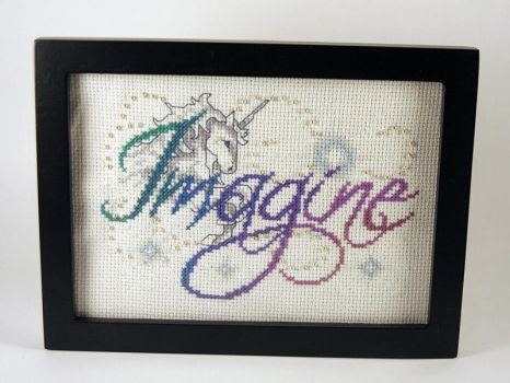 Imagine by fire-n-ice-dragon