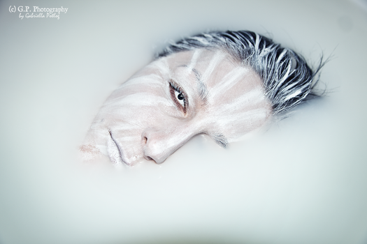 the white one by G-P-Photography