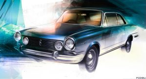 Coupe Torino 380 ART by FCD94