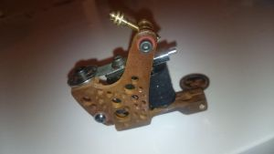 cheese rust tattoo machine for sale by swetattoo