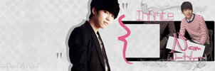 Infinite - WooHyun [TIMELINE COVER] by JesterliciousPixie
