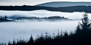 Fermanagh in the Mist by mole2k