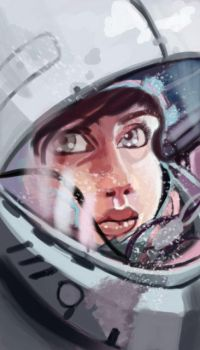 Astro girl by abbydreamcutie