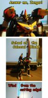 School of The Colossal Blade by 3xMoreAnonimous