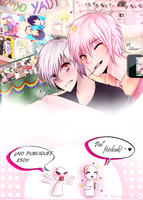 .: Selfie Contest Entry - Speedpaint- :. by marianapiki