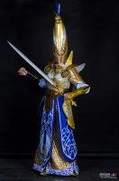 Swordmaster photoshoot at JE 2 by MysteriousMaemi