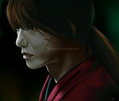 Officially Kenshin by annaoi