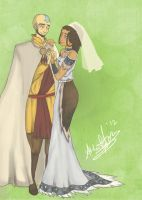 The Kataang Wedding by AthenaNina