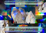 23 HD RAINBOW Surfaces for Texture/Backgrounds by GamaNek