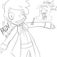 Bipper Are You Ok? by xNekoPockyx