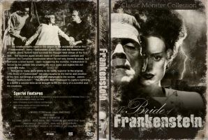 DVD - Bride of Frankenstein by NewRandombell