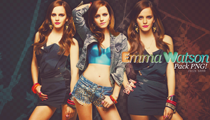 Pack PNG [Emma Watson] Hq by anime1991
