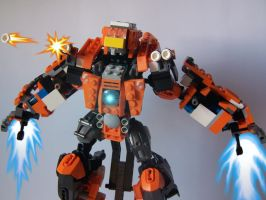Iron Toa 15 by SteelJack7707