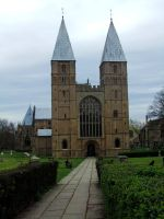 Southwell Minster 2 by fuguestock