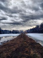 Road to nowhere 2 by FrantisekSpurny
