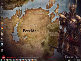 Dragon Age Origins Win 7 Theme by yonited