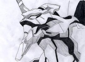 Eva Unit 01 by SyntheticFlame