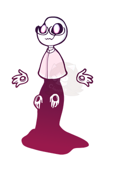 Wings (My version of Gaster) by Chaos55t