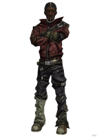 Tales from the Borderlands: Maynard. by OGLoc069