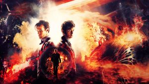 Day of the Doctor by Super-Fan-Wallpapers