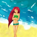 BEACH PLEASE by Integra4Hell