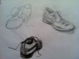 3 shoes by Bartok88