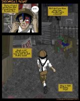 Insomnia's Resent: Prologue: pg. 2 by HommicidalPenguinsCo