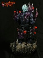 Super Street Fighter IV Arcade Edition Oni by StateOfTheArt-toys