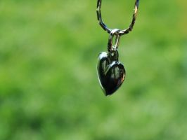 Heart.Necklace.Stock. by Imaginationsis