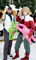 Tiger and Bunny Doubles~ by Double-A-Cosplay