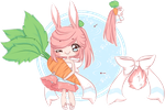 Loving Carrots Design Auction *CLOSED* by Reminel