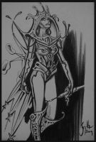 The Villain Witch by tonio48