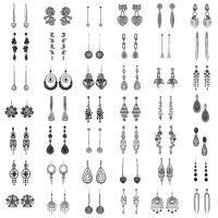 42 Pairs Earrings PS Brushes by Anavrin2010