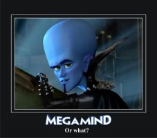 Megamind by Citymimm