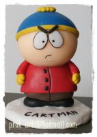 cartman by prok-art