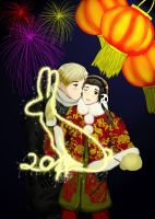Happy Chinese New Year- Rochu by blackcurrantjam