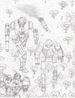 Battletech: Fog of War by Steel-Raven